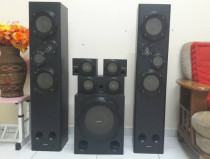 Pioneer S-RS77TB Home theater Speaker Setup