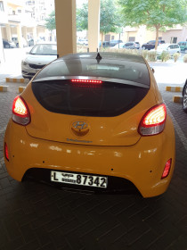 Hyundai veloster 2012, lady driven, 54000kms Only. Excellent condition.