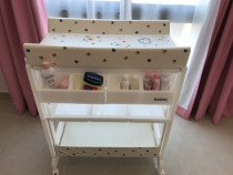 Perfect changing table on CHEAP SALE!