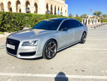 Audi A8L 8 cilinder full body kit S8