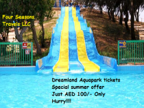 AMAZING DEAL FOR DREAMLAND AQUAPARK TICKETS JUST AED 100/-