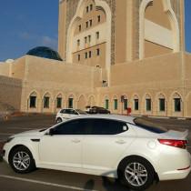 2013 Kia Optima GCC specs