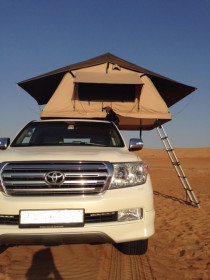 A Fantastic Roof Tent. In excellent condition. Perfect for off road camping.