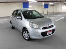NISSAN MICRA 1.5L MODEL 2013 (LADY DRIVEN) FOR SALE