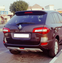 RENAULT KOLEOS 2.5 L 4X4 2015 WITH MANUFACTURER WARRANTY