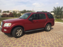 FORD EXPLORER XLT 2010 GCC SPECS SINGLE OWNER FOR SALE 28000 AED !
