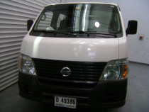 Nissan Urvan For Sale (12 seater Minibus) Model 2012