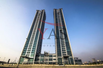 Specious Shell and Core Office For Rent in Julphar Towers