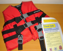 Flotation Aid for child  NEW