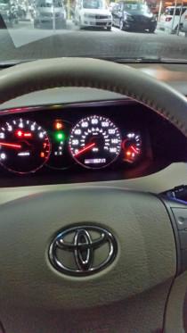 Toyota Avalon for sale call shahid 055 4972888