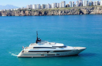 VIP Luxury Yacht 153 Feet GENTECH 46M /2012.