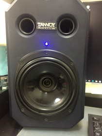 Tannoy 600-A Active Monitors Speakers