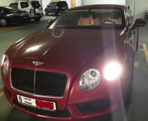 Bentley Continental GT -2013