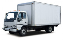 Various types of trucks for rent