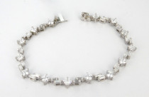 Silver Bracelet 925 - Great Color - for sale