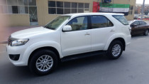 Toyota fortuner 2013 is for sale