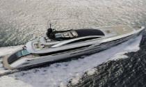 Super Yacht 2016 Rossinavi aston 66 Meters