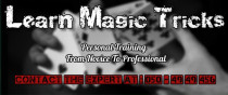 Magic Show & Tricks Teaching Services Available