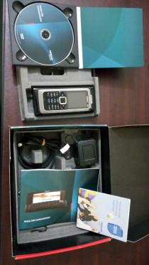 Original Nokia E90 communicator (Black) with box & Accessories  ! Almost new !!!