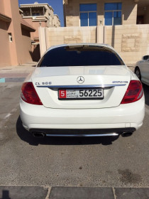 2007 CL 500 Mercedes Benz for AED99,000! SALE or TRADE!