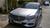 MERCEDES BENZ E-300, ONLY 12000KMS, TOP CONDITION, PRICE DHS.180,000 NEGOTIABLE