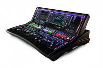 """ALLEN & HEATH DLIVE S5000 SURFACE-28 FADERS , DUAL 12"""" SCREENS,8MIC/LIN"""