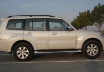MITSUBISHI PAJERO 2007, FULL OPTION,