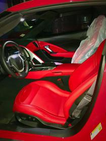 Corvette Z51 2015 Red Warranty until 2022