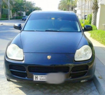 Lady Driven - Porsche Cayenne @ AED 30,000.00