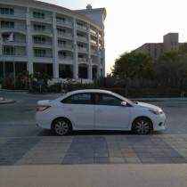 Yaris 1.5L sedan(Sport)2014,AL futtain service history available