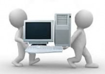 Dubai office computer system relocation technician 0556789741