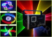3D Laser Projector