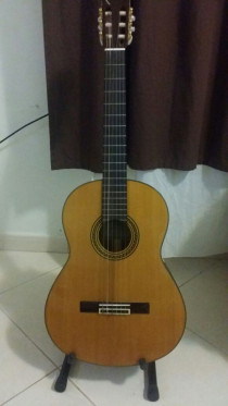 Yamaha CG151C classic guitar the best  choice for professionals