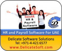 HR and Payroll System for UAE
