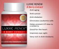 Luxxe Renew - Anti Aging or Antioxidant