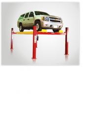 Vehicle Lift for Car washing and Repairing Garage