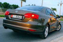 VW Jetta 2014, GCC, Full Option, Under Warranty until 08/2018, Full Service Hist