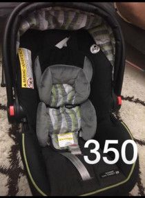 Slightly used Graco Carseat