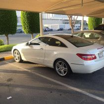 Mercedes 350 coupe 2012