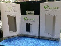 Ixo And Votec Power Bank