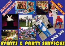 Kids Events and party services by a Professional company in UAE. Best offers