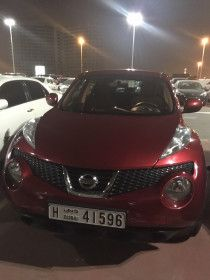 Nissan Juke Red color very good condition competitive PRICE