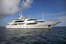 Super Yacht Benetti 56M Model 2007