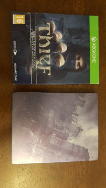 THIEF Limited Steelbook Edition - XBOX ONE - PAL - UK