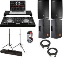 Sounds and lights w/ dj for rent