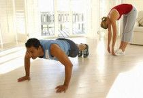 PERSONAL TRAINER AT YOUR HOME FOR WEIGHT LOSS AND TONING
