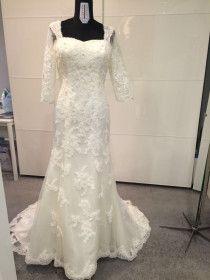 Sexy Mermaid Wedding Dress from Sincerity