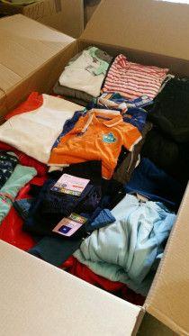 Bulk selling clothing