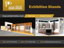 Exhibition Stands Dubai | Mall Stands | Design and Build Creative Stands in UAE.