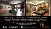 Decor and Furniture in Uae | Flooring | Ceiling and Partition Works in Dubai.